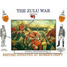 A Call to Arms - 1/32 - Serie 7 - The Zulu War - British Infantry At Rorke's Drift
