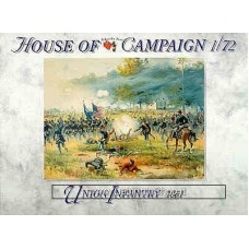 A Call to Arms - 1/72 - House of Campaign - Union Infantry