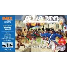 Imex - 1/72 - 612 - Alamo Set