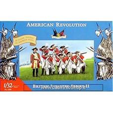 Imex - 1/32 - 3208 - American Revolution - British Infantry Series II
