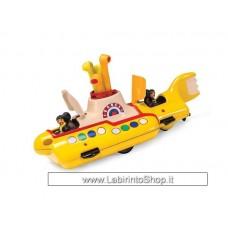 Corgi - The Beatles - Yellow Submarine