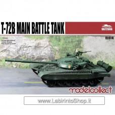 Modelcollect 1/72 T-72B/B1 Main Battle Tank 1/72