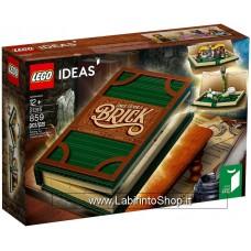 Lego Ideas - 21315 - Ideas Ideas Libro Pop-Up