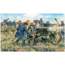 Italeri 6038 - American Civil War - Union Artil. Scala 1:72