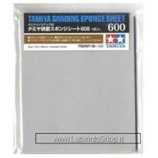 Tamiya 87148 Sanding Sponge Sheet 600 TAM87148