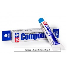 Tamiya Compound Polishing Compound Fine 22 ml