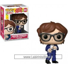 POP Movies: Austin Powers - Austin Powers