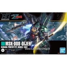 Dijeh (HGUC) (Gundam Model Kits)