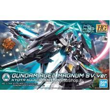 Gundam AGE II Magnum SV Ver. (HGBD) (Gundam Model Kits)
