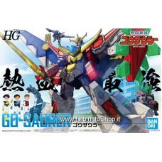 Go-Saurer (HG) (Plastic model)