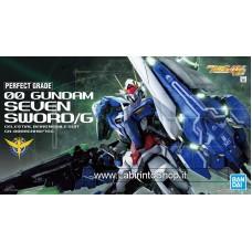 00 Gundam Seven Sword/G (PG) (Gundam Model Kits)