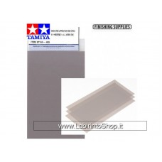 Tamiya 87144 Fine Lapping Film 3000 3pcs