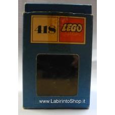 Lego System - 418 - Neri - Scatola da Collezione