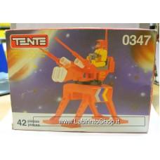 Tente - 0347 - Space - Pegasus - Scatola da Collezione