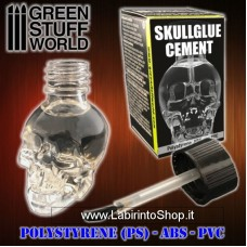 Green Stuff World Skull Glue Cement for plastics