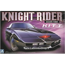 Aoshima Knight Industries 2000 Knight Rider K.I.T.T. Season Three