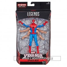 Marvel Legends Series Action Figures 15 cm Spider-Man - Spider Man 6 Arms