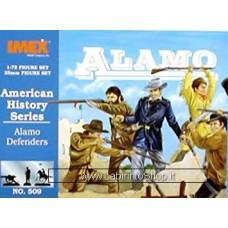 Imex - 1/72 - American History Series - Alamo Defenders No.509