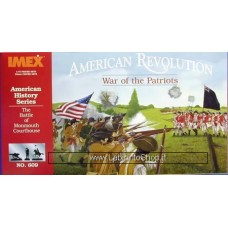 Imex - 1/72 - American History Series - Tha Battle of Monmouth Courthouse No.609