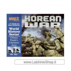 Imex - 1/72 - World History Series - Chinese People's Liberation Army No.531