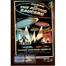 Atlantis - Earth Vs. The Flying Saucers