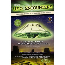 Atlantis - Ufo Encounters - Sighting Over Monument Valley Glows in the Dark