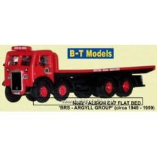 B-T Models N002 Albion Flatbed Circa 1949-1959 1/148