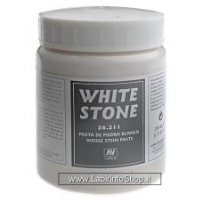 Vallejo Acrylic Paints 200ml Bottle 26.211 White Stone
