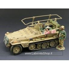 AK029 Rommel's Greif Command Half-Track