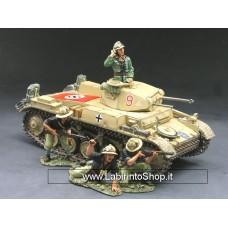 AK030 Panzer II Tank Set