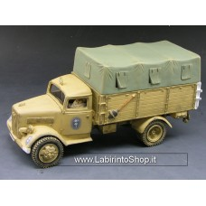 AK037 Opel Blitz Truck (Afrika Korps Version)