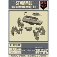 Stummel Model Kit 1/48