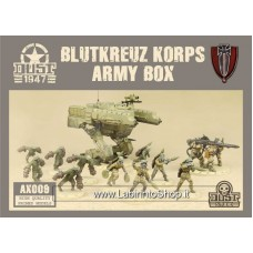 Blutkreuz Korps Army Box Model Kit 1/48