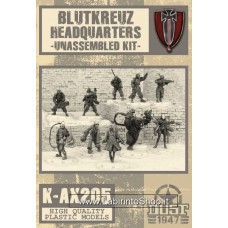Blutkreuz Headquaters  Model Kit 1/48