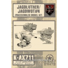 Jagdluther / Jagdwotan Model Kit 1/48