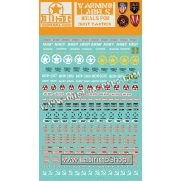 Warning Labels - Decals