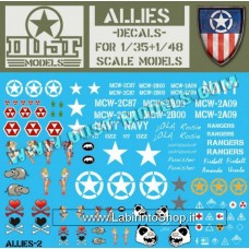 Allies - Decals