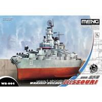 Meng wb-004 Warship Builder Missouri