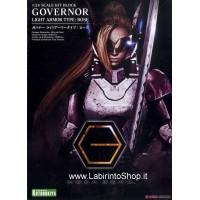 Governor Light Armor Type: Rose (Plastic model)
