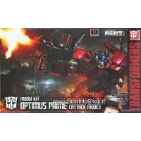 Transformers Optimus Prime (Plastic model)