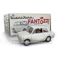 Autobianchi La Bianchina di Fantozzi 1:18 Resin Model
