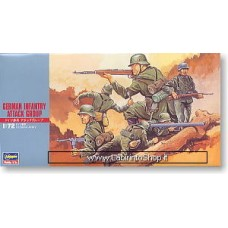 German Infantry Combat Team (Plastic model)