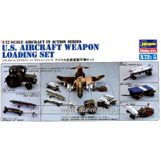 U.S. Aircraft Weapon Loading Set (Plastic model)