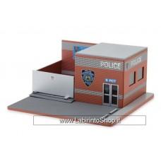Greeenlight Weekend Workshop New York Police Department Diorama 1/64