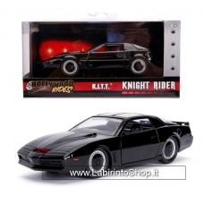 Jada Toys 99799 1982 Pontiac Firebird Knightrider Kitt 1:32 Scale