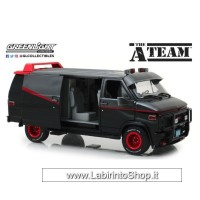 Greeenlight 1:18 - 13521 GMC A-Team Van Vandura (1983-87 Series)