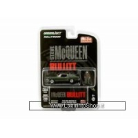 Greenlight 1:64 Bullitt 1968 Ford Mustang Steve McQueen with Figure 51207 Model
