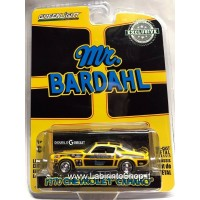 Greenlight  - Bardahl - 1970 Chevrolet Camaro Mr.Bardahl 1/64 (Diecast Car)