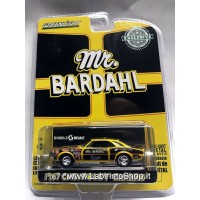 Greenlight - Bardahl - 1967 Chevrolet Camaro Mr.Bardahl 1/64 (Diecast Car)