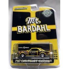 Bardahl - 1967 Chevrolet Camaro Mr.Bardahl 1/64 (Diecast Car)